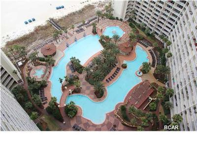 Shores Of Panama, Shores Of Panama Phase I, Shores Of Panama Phase Ii Condo/Townhouse For Sale: 9900 S Thomas Drive #2220