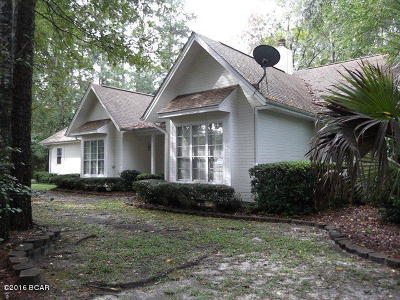 Marianna Single Family Home For Sale: 2533 Woods View Drive