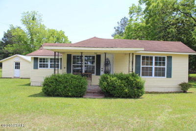 Marianna Single Family Home For Sale: 5409 Highway 90