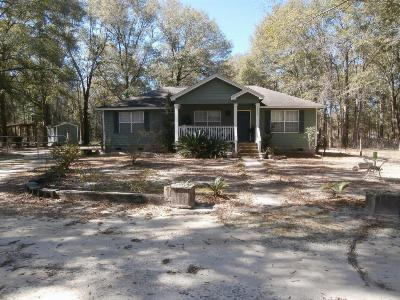 Holmes County Single Family Home For Sale: 2494 Comet Lane