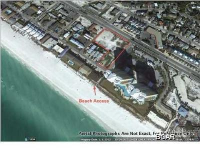 Panama City Beach Commercial Lots & Land For Sale: 7901 Thomas Drive