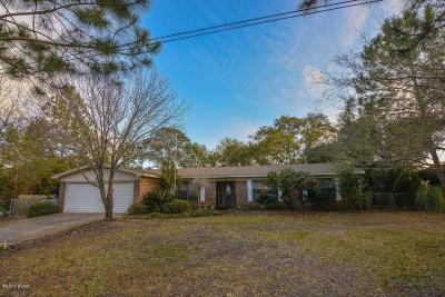Panama City Single Family Home For Sale: 5820 Bay Front Drive