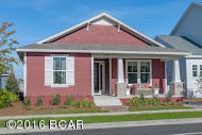 Panama City Single Family Home For Sale: 0002 E Heartleaf Avenue