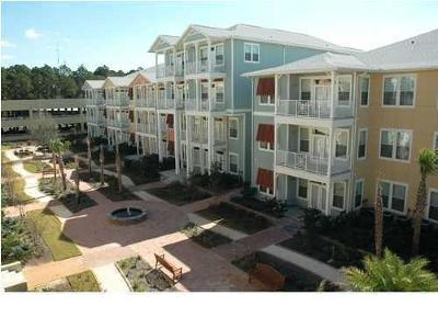 Island Reserve Condo/Townhouse For Sale: 8700 Front Beach Road #4316