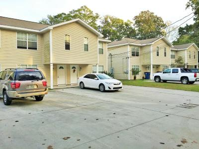 Panama City Multi Family Home For Sale: 102 N Gray Avenue