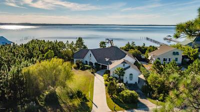 Panama City Single Family Home For Sale: 4806 E Bay Drive