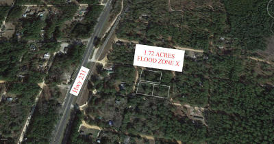 Bay County Residential Lots & Land For Sale: 18136 Magnolia