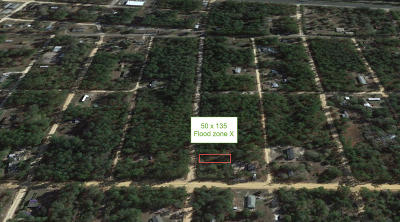 Bay County Residential Lots & Land For Sale: Gardenia Street