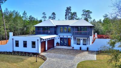 Panama City Single Family Home For Sale: 158 Lake Merial Boulevard