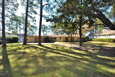 Panama City Single Family Home For Sale: 508 Bunkers Cove Road