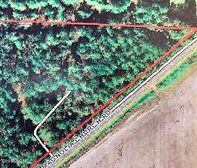 Calhoun County Residential Lots & Land For Sale: Magnolia Church Road