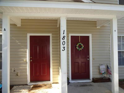 Panama City Multi Family Home For Sale: 1803 Hickory Avenue #A,  B,
