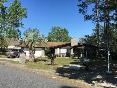 Bay County Single Family Home For Sale: 1035 N Bay Drive
