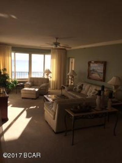 Panama City Beach Condo/Townhouse For Sale: 6323 Thomas Drive #206B
