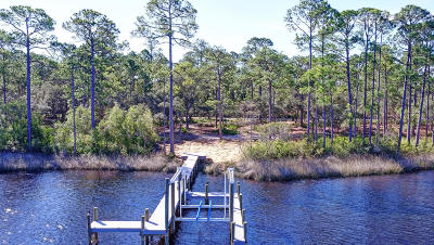 Panama City Beach, Rosemary Beach, Seacrest, Watersound, Miramar Beach, Seagrove Beach Residential Lots & Land For Sale: 22118 Marsh Rabbit