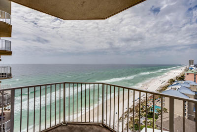 Bay County Condo/Townhouse For Sale: 16819 Front Beach Road #1300
