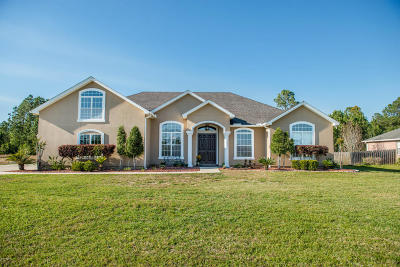 Panama City Single Family Home For Sale: 3307 Nautical Drive