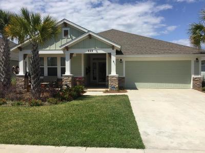 Breakfast Point Single Family Home For Sale: 229 Johnson Bayou Drive