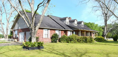 Jackson County Single Family Home For Sale: 3803 Galilee Road
