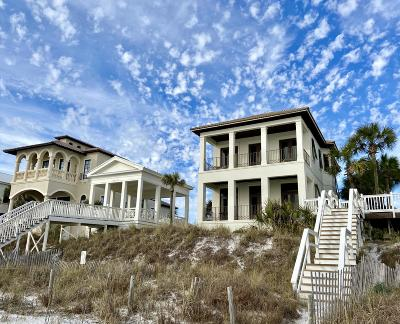 Panama City Beach FL Single Family Home For Sale: $2,890,000