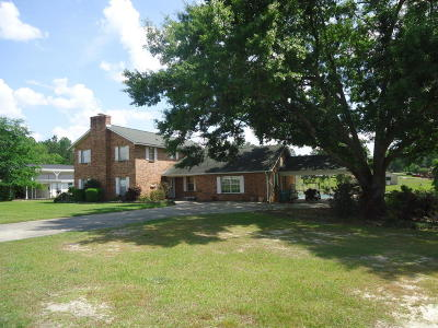 Marianna Single Family Home For Sale: 4777 Country Lake
