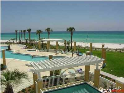 Panama City Beach Condo/Townhouse For Sale: 7505 Thomas Drive #223