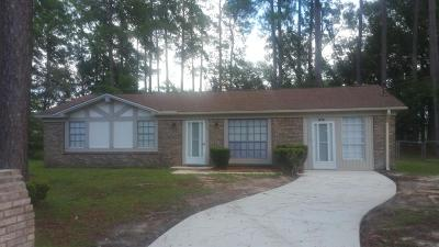 Lynn Haven, Lynn Haven Replat Single Family Home For Sale: 1315 Mississippi Avenue