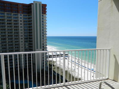 Panama City Beach FL Condo/Townhouse For Sale: $145,000