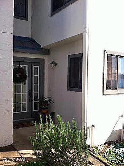Panama City Condo/Townhouse For Sale: 7118 Singleton Circle #B