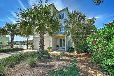 Santa Rosa Beach Single Family Home For Sale: 114 Dunes Estates Boulevard
