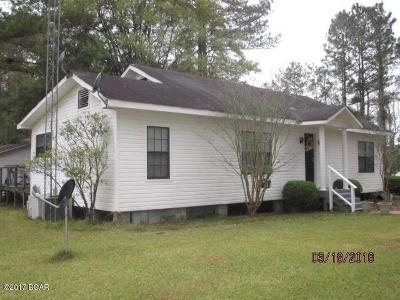 Calhoun County Single Family Home For Sale: 25250 NE State Road 69