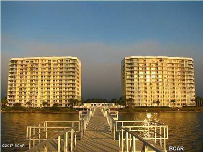 Hibiscus By The Bay Condo/Townhouse For Sale: 6504 Bridge Water Way #1006