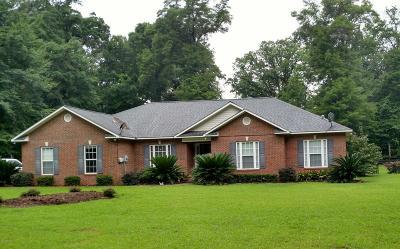 Marianna Single Family Home For Sale: 5222 Oak Drive