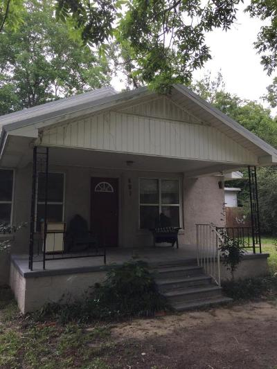 Holmes County Single Family Home For Sale: 601 N Rangeline Street