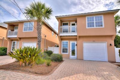 Panama City Beach Single Family Home For Sale: 7818 Thomas Drive