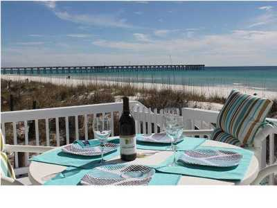 Single Family Home For Sale: 16427 Front Beach Road
