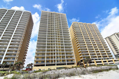 Ocean Ritz Condo/Townhouse For Sale: 10611 Front Beach Road #1403
