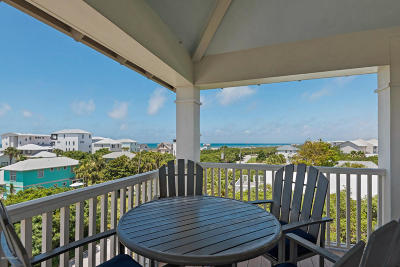Inlet Beach Single Family Home For Sale: 18 W Park Place Avenue