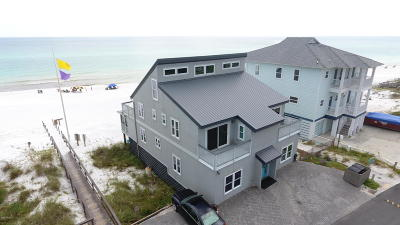 Santa Rosa Beach Single Family Home For Sale: 163 Gulf Shore Drive