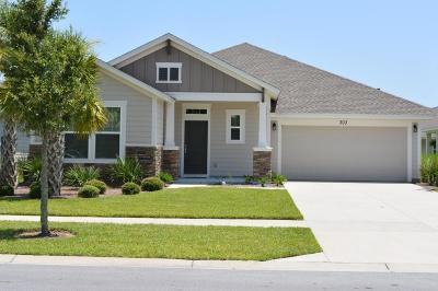 Breakfast Point Single Family Home For Sale: 303 Johnson Bayou Drive