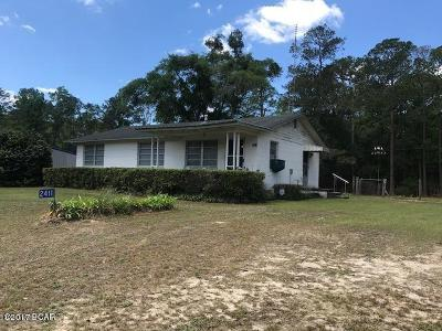 Marianna Single Family Home For Sale: 2411 71 Highway