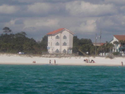 Panama City Beach FL Single Family Home For Sale: $1,100,000