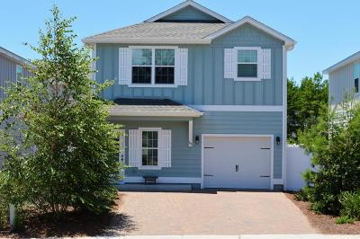 Inlet Beach Single Family Home For Sale: 135 Grayling Way