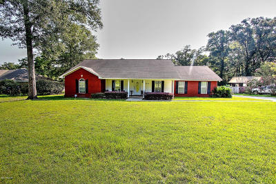 Marianna Single Family Home For Sale: 2670 Choctaw Trail