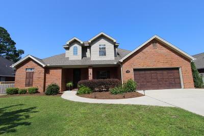 Single Family Home For Sale: 1102 Britton Road