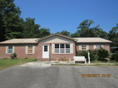 Calhoun County Single Family Home For Sale: 25508 NW Sr 73