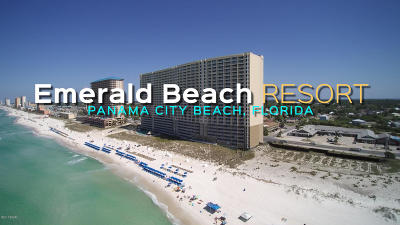 Emerald Beach Resort, Emerald Beach Resort Condominium Iii Condo/Townhouse For Sale: 14701 Front Beach Road #2328