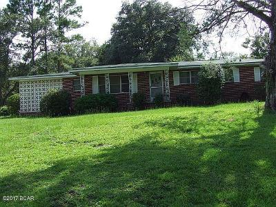 Holmes County Single Family Home For Sale: 1604 Foxworth Road