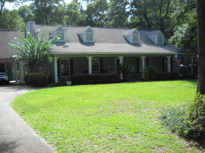 Marianna Single Family Home For Sale: 2775 Seminole Drive