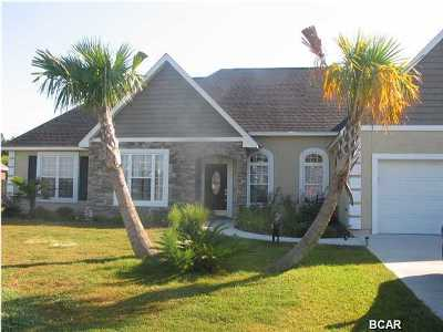 Bay County Single Family Home For Sale: 3325 Nautical Drive